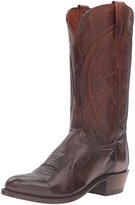 Lucchese Classics Men's Clint-Ant Pb Md Goat Riding Boot