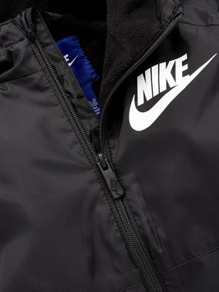 Nike Younger Boys NSW Jacket - Black