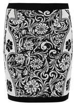 Balmain Knitted miniskirt
