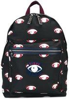 Kenzo 'Eyes' backpack