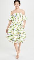 Viva Aviva Hazel Bubble Hem Dress