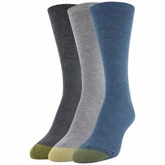Gold Toe Women's Castaway Crew Socks 3 Pairs