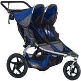 BOB Strollers Strides Fitness Duallie Stroller - Blue - One size