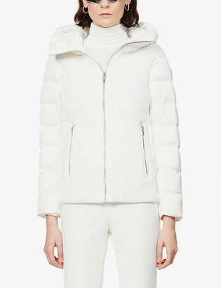 Fusalp Roxane hooded shell jacket