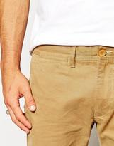 Replay Chinos Slim Fit Washed Gabardine