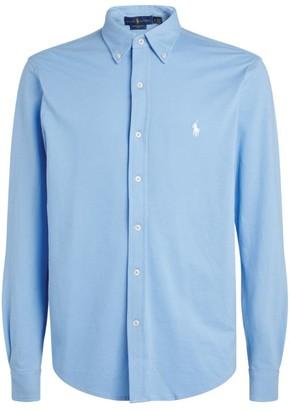 Ralph Lauren Cotton Mesh Shirt