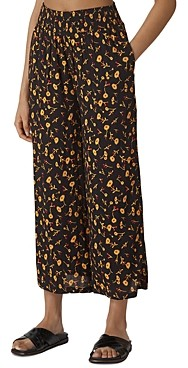 Whistles Aster Floral Printed Pants