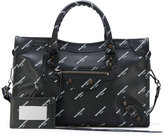 Balenciaga Classic City All Over Small tote