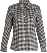 A.P.C. Minke gingham-cotton shirt