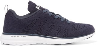 APL Athletic Propulsion Labs Pointelle-knit Sneakers