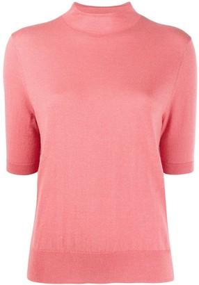 Filippa K Evelyn short-sleeve jumper
