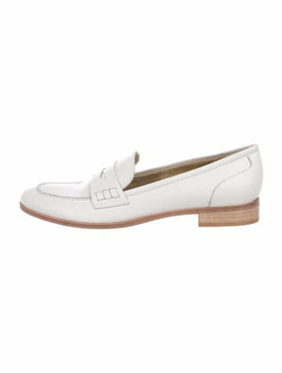 Barneys New York Leather Loafers w/ Tags