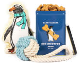 Harry Barker Penguin Dog Gift Basket
