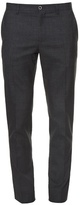 Dolce & Gabbana Slim-leg Wool And Cotton-blend Trousers