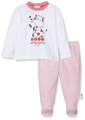 Chicco Baby Set coprifasce + ghettina Playsuit,(Sizes:62)
