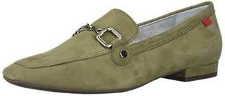 Marc Joseph New York Women's Genuine Leather W. Houston Buckle Loafer