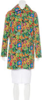 Manoush Spring 2016 Floral Print Coat w/ Tags