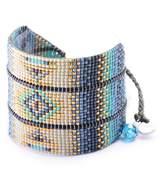 Mishky Rays Beaded Cuff Bracelet