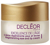Decleor Excnce De L'Age Regenerating Eye And Lip Cream