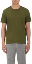 Vince MEN'S SLUB COTTON CREWNECK T-SHIRT