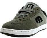 Etnies Lo Cut Round Toe Suede Sneakers.