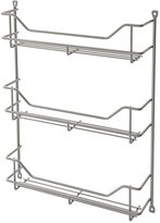ClosetMaid 32103 Premium Three Shelf Spice Rack