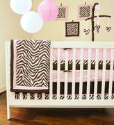 Pam Grace Creations 10 Piece Crib Bedding Set
