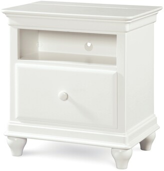 Sherrill Furniture Mia Kids Power Outlet Station Nightstand