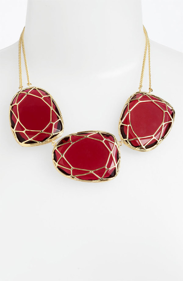 Kendra Scott 'Marcella' Reversible Statement Necklace