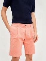 Tommy Hilfiger Stretch Cotton Slim Fit Shorts