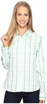 Columbia Silver Ridge Lite Plaid Long Sleeve Shirt Women's Long Sleeve Button Up