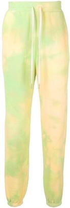 John Elliott Tie-Dye Track Trousers