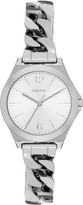 DKNY Parsons Stainless Steel Chain Watch