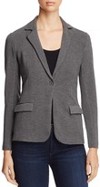 Majestic Filatures French Terry Knit Blazer