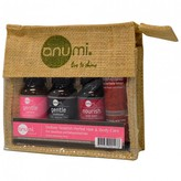 Anumi Deluxe Nourish Herbal Hair and Body Travel Set For Her 5 pack