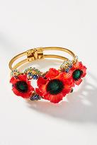 Elizabeth Cole Poppy Cuff Bracelet