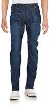 G Star Arc Straight-Leg Jeans