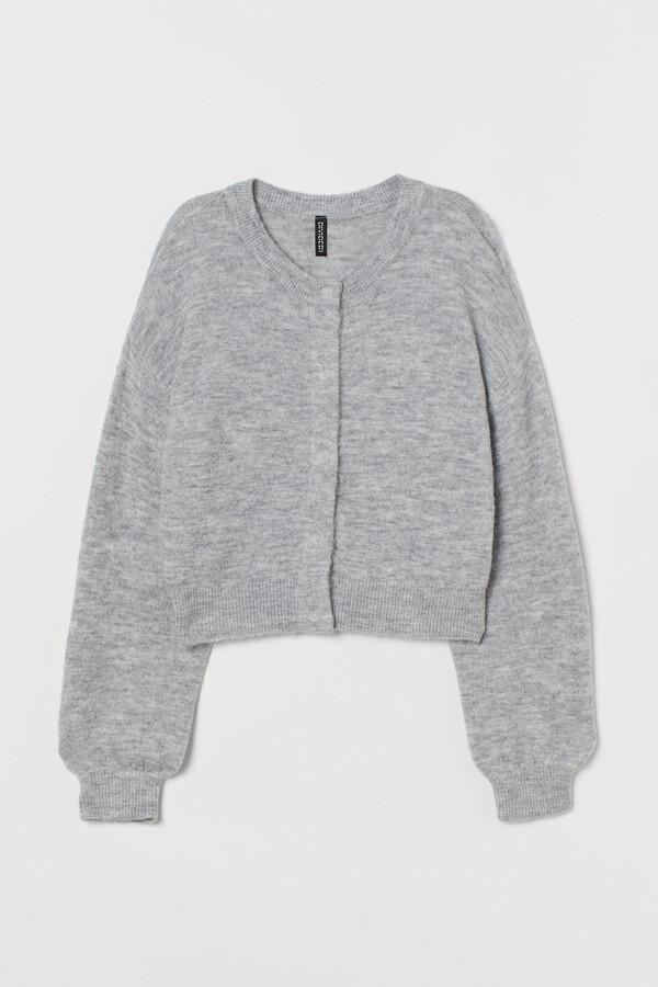 H&M Fluffy cardigan