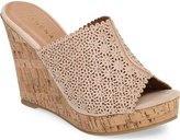 Athena Alexander Isslaa Platform Wedge Sandal (Women)