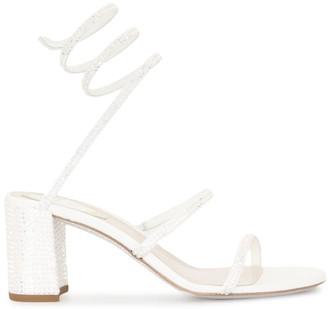 Rene Caovilla Cloe high-heel sandals