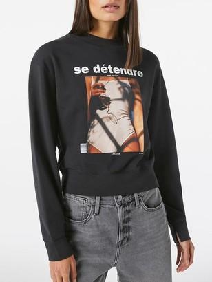 Frame Se Detendre Sweatshirt