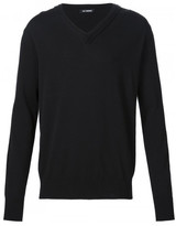 Raf Simons v-neck sweater
