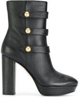 MICHAEL Michael Kors Maisie platform ankle boots