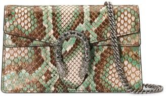 Gucci Dionysus python super mini bag