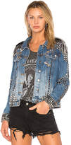 One Teaspoon Rock N Roller Jacket. - size S (also in XS)