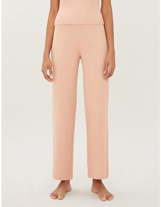 Skin Kamala stretch-knit pyjama bottoms