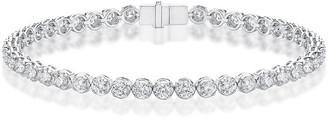 Memoire 18K 6.00 Ct. Tw. Diamond Illumination Line Bracelet