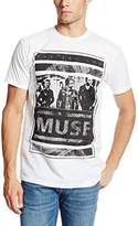 Bravado Men's Muse Photo Block T-Shirt