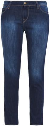 BA&SH Rieur Cropped Low-rise Slim-leg Jeans