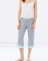 PJ Salvage Sorbet Solid Crop Pants